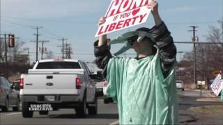 Documentaire Des fous dans la rue : au coeur de la psychiatrie américaine