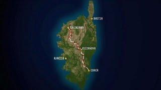 Documentaire Corse : GR20 l'exploit au bout du chemin