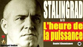 Documentaire 1942-1943, Stalingrad : l'heure de la puissance