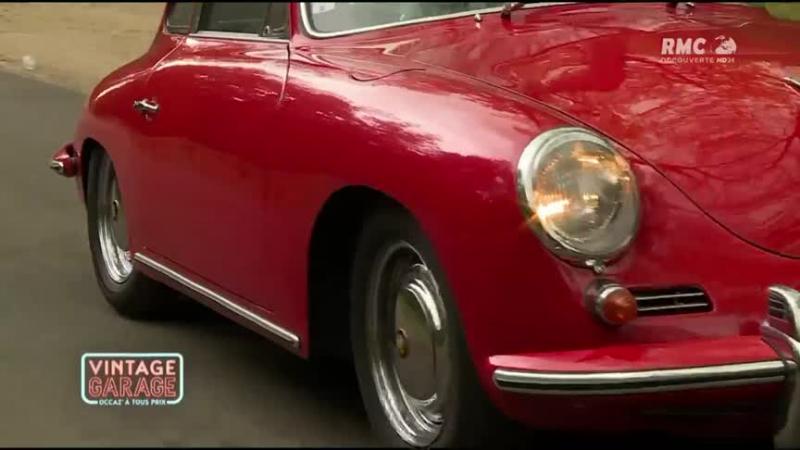 Documentaire Vintage Garage : occaz a tous prix – La Porsche 911