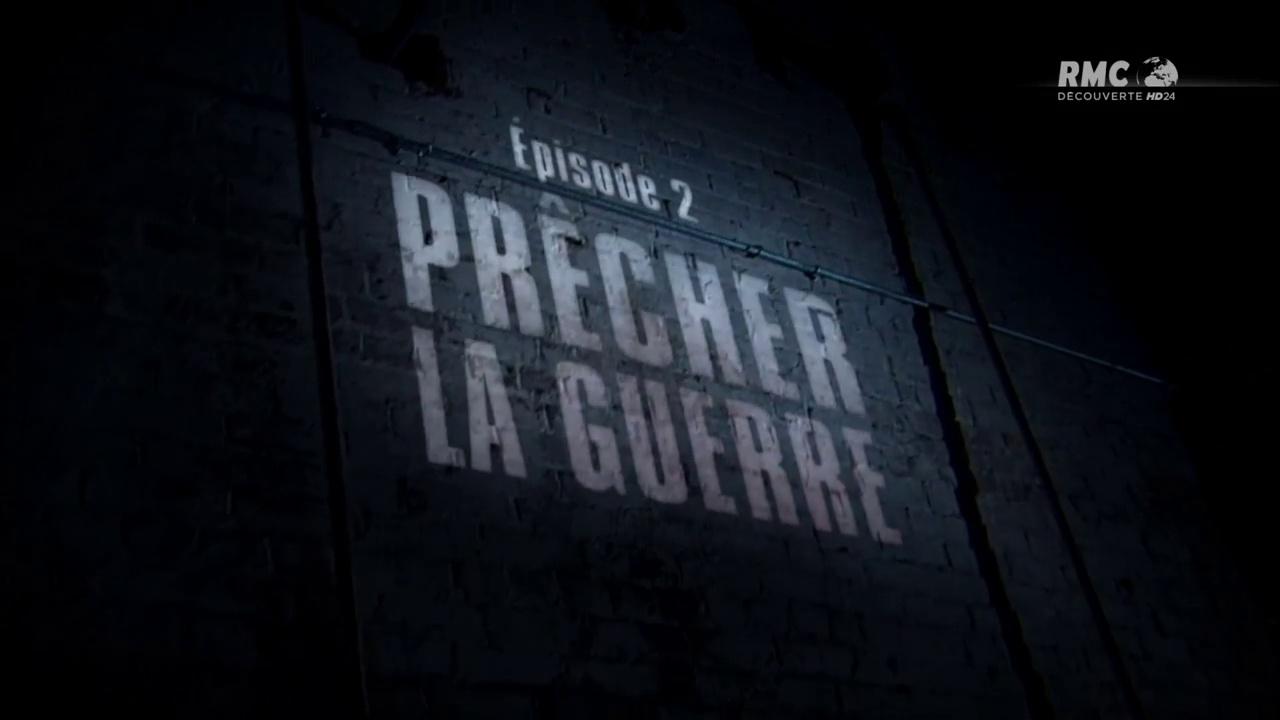 Documentaire 39-45 : Amour, Haine & Propagande – Episode 2 – 1939-1940 : prêcher la guerre
