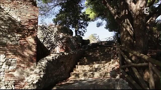 Documentaire Capri et les îles romantiques