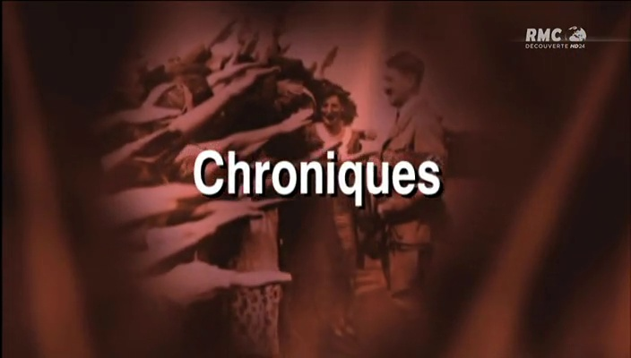 Documentaire Chroniques du IIIe Reich – Episode 1 – 1933-1935