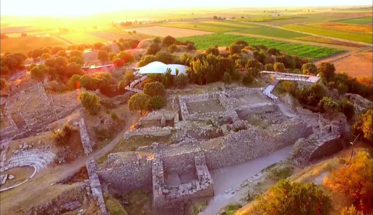 Documentaire Enquêtes Archéologiques – Troie, au plus près du mythe