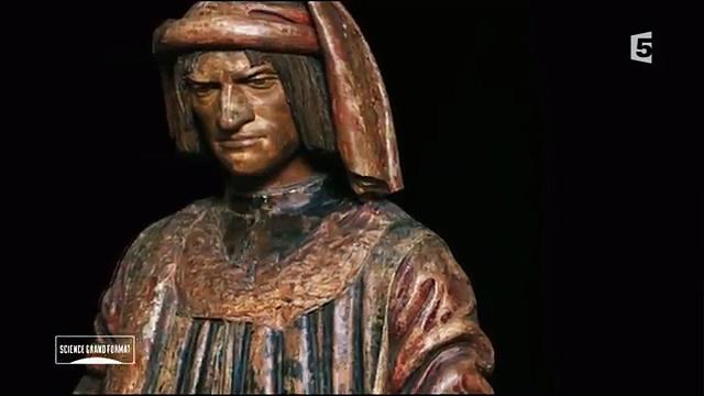 Documentaire Léonard de Vinci, accélérateur de science