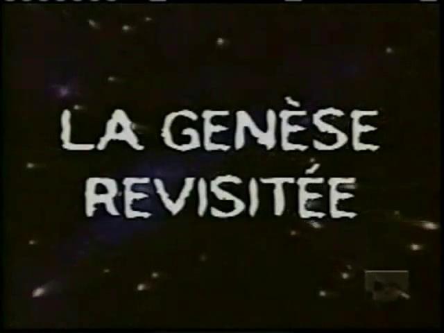 Documentaire Les archives oubliées – Episode 1 – La genèse revisitée