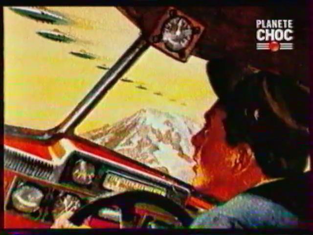Documentaire Les théories du complot – Episode 3 – Les aliens