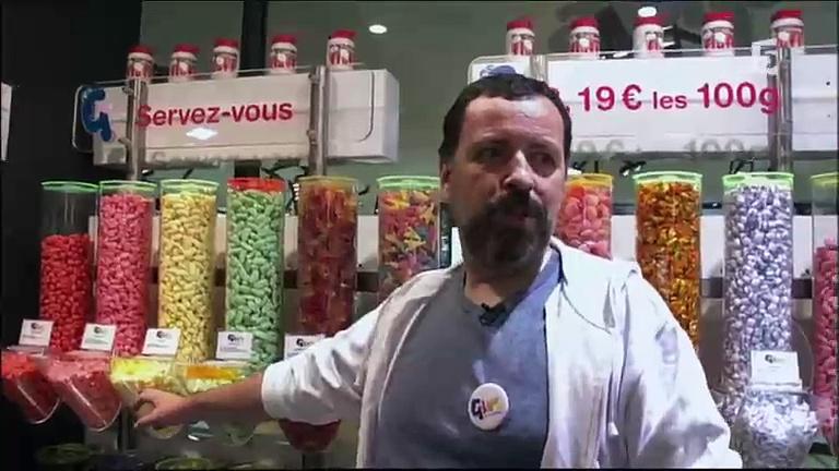 Documentaire Les bonbons flingueurs