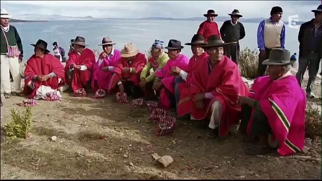 Documentaire Les secrets engloutis du lac Titicaca