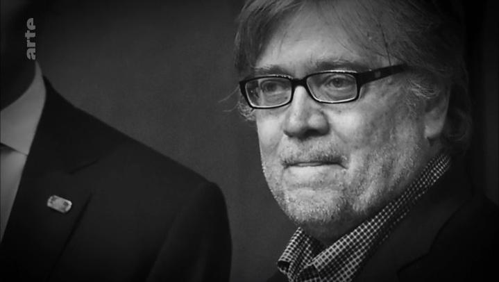 Documentaire L'homme qui murmure a l'oreille de Trump