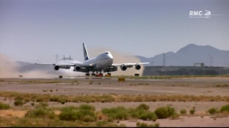 Documentaire Megastructures – Le boeing 747