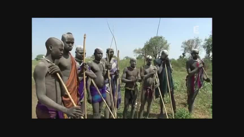 Documentaire Ukuli Donga, rituels de passage