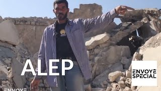 Documentaire Alep : au cœur de la guerre
