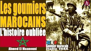 Documentaire 1942-1945, l'histoire oubliée : les goumiers marocains