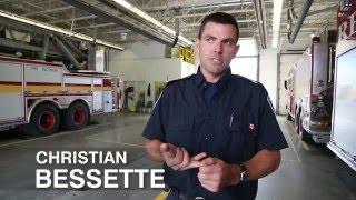 Documentaire Pompier de la ville d'Ottawa