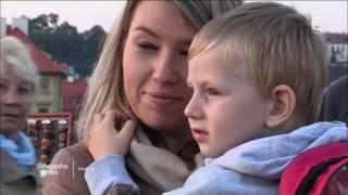 Documentaire Échappées belles – Week-end à Prague