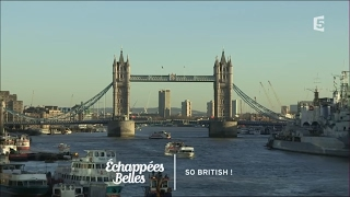 Documentaire Échappées belles – Un week-end so british