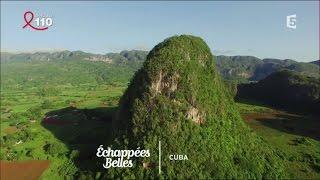 Documentaire Échappées belles – Cuba, un vent de liberté