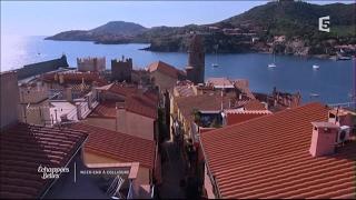 Documentaire Échappées belles – Week-end à Collioure