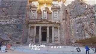 Documentaire Échappées belles – Jordanie, fille du désert