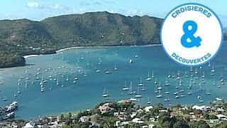 Documentaire Transcaraïbes – Guadeloupe, Martinique, Saint-Vincent et les Grenadines,…