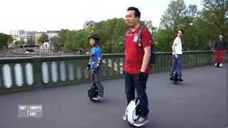 Documentaire Les nouveaux modes de transport