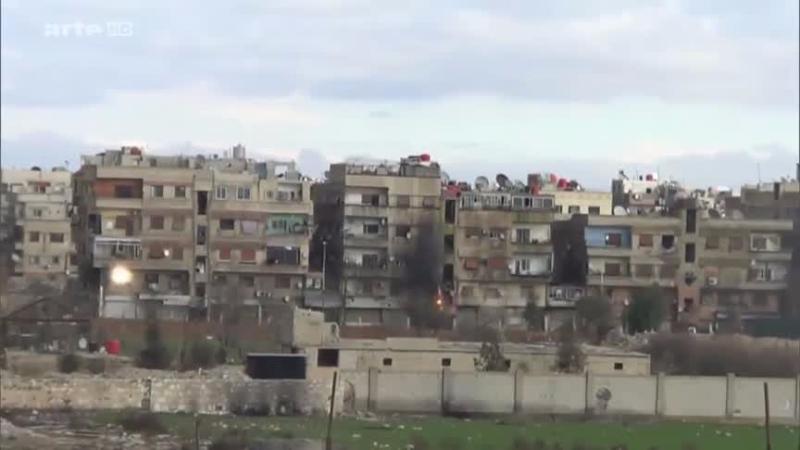 Documentaire 12 jours et 12 nuits à Damas