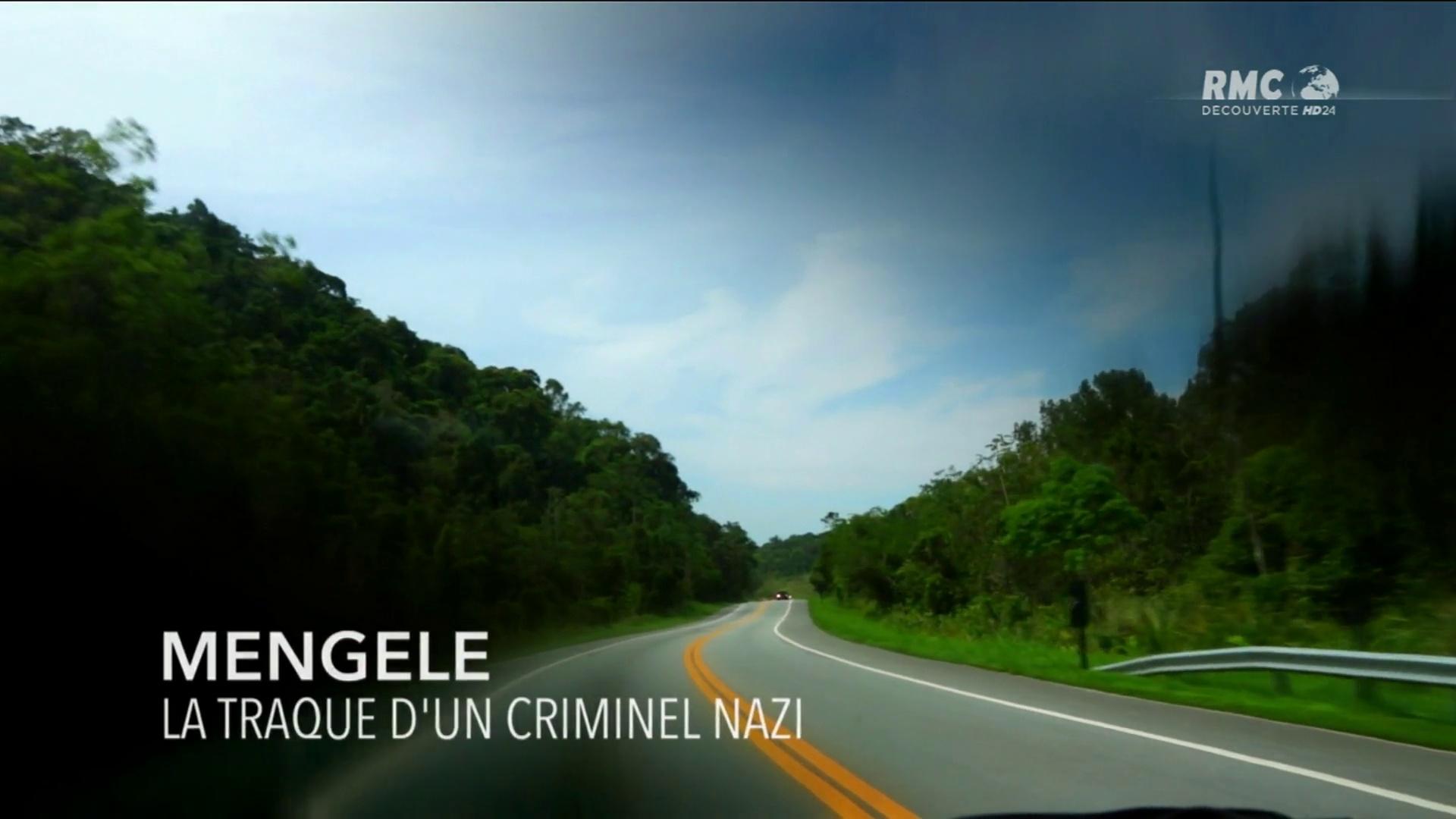 Documentaire Mengele, la traque d'un criminel nazi (1/2)