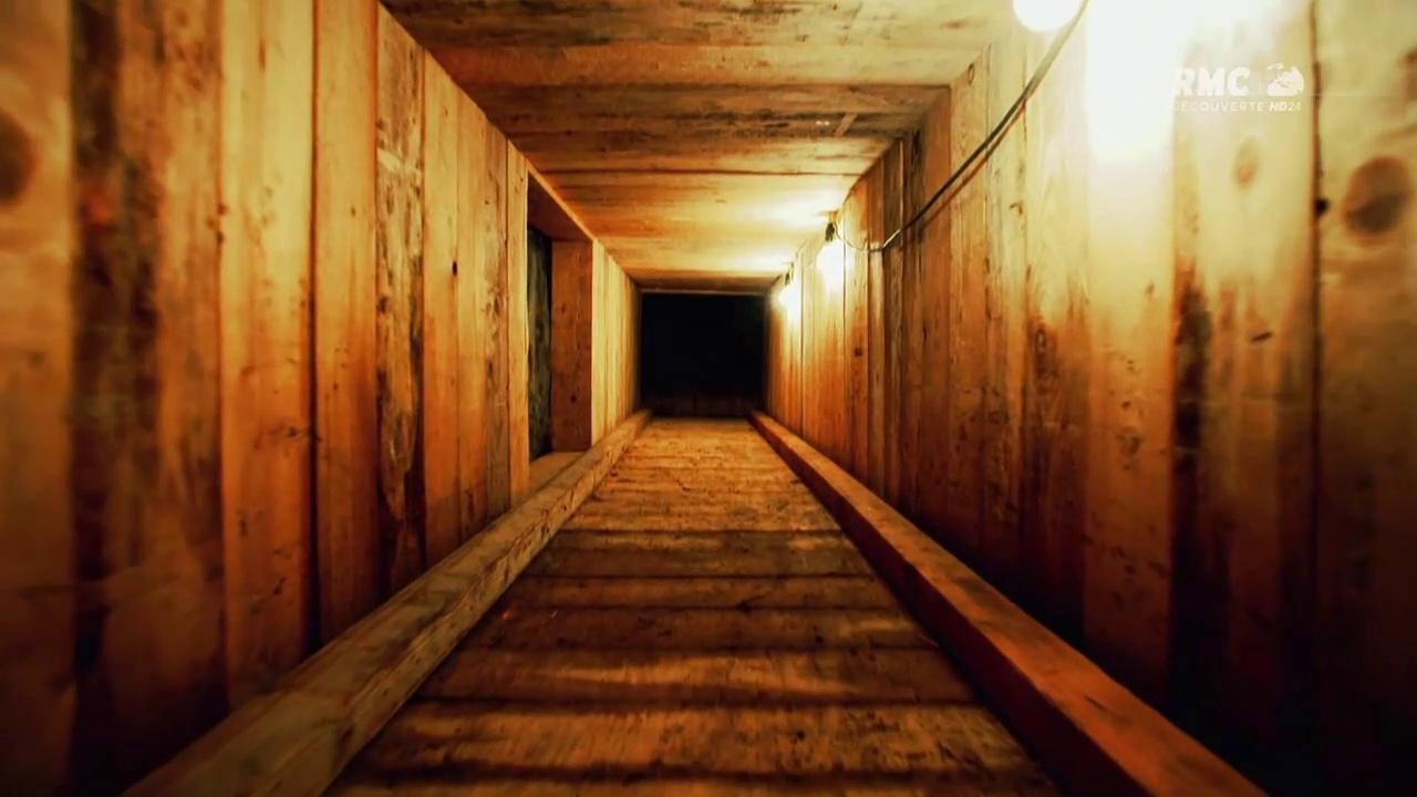 Documentaire Tunnels de guerre, la grande évasion (2/2)