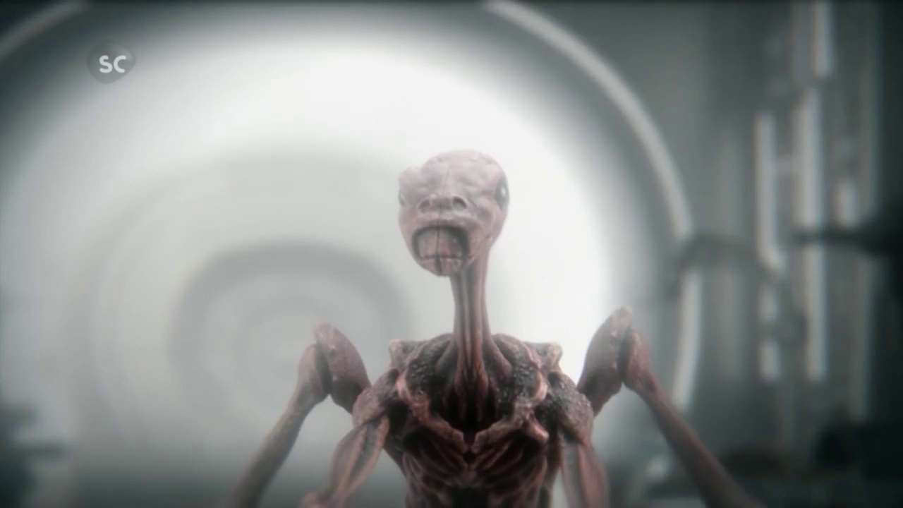 Documentaire Alien Mysteries – La famille Reed