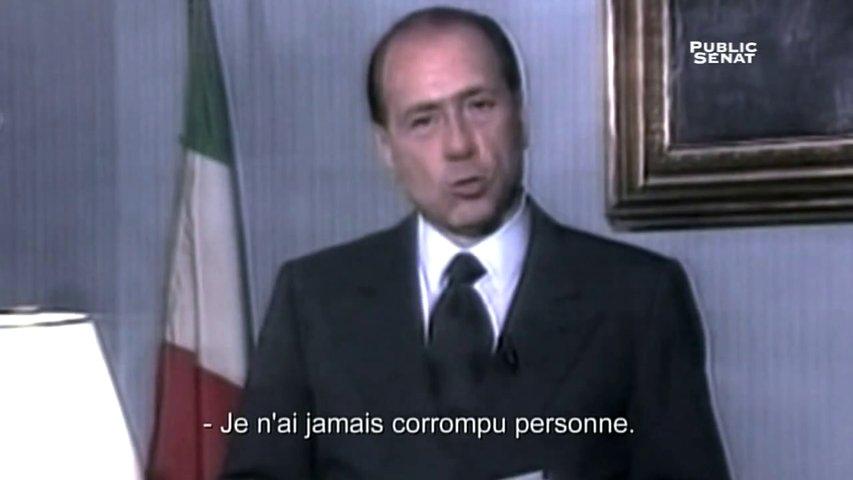 Documentaire Berlusconi, pouvoir et décadence