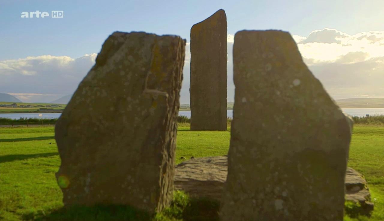 Documentaire Enquêtes Archéologiques – Orcades, un pèlerinage néolithique