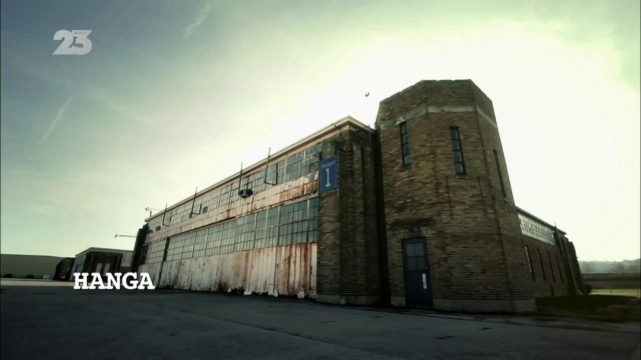 Documentaire Hangar 1: Les dossiers ovni – Le gouvernement fantôme