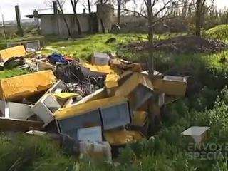 Documentaire Italie : les déchets de la Mafia