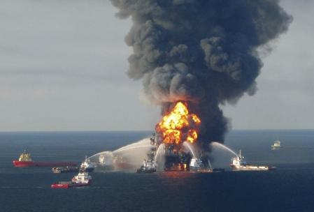 Documentaire La minute de vérité – Explosion en mer du Nord