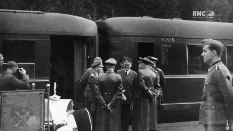 Documentaire Le train d'Hitler, bête d'acier