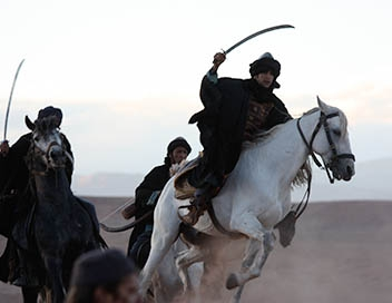 Documentaire Les grands guerriers de l'histoire – Les templiers et les croisades
