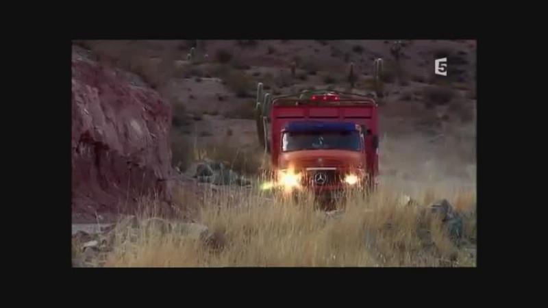 Documentaire Les routes de l'impossible – Argentine, ça casse et ça passe