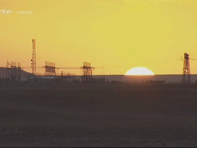 Documentaire L'énergie du Sahara