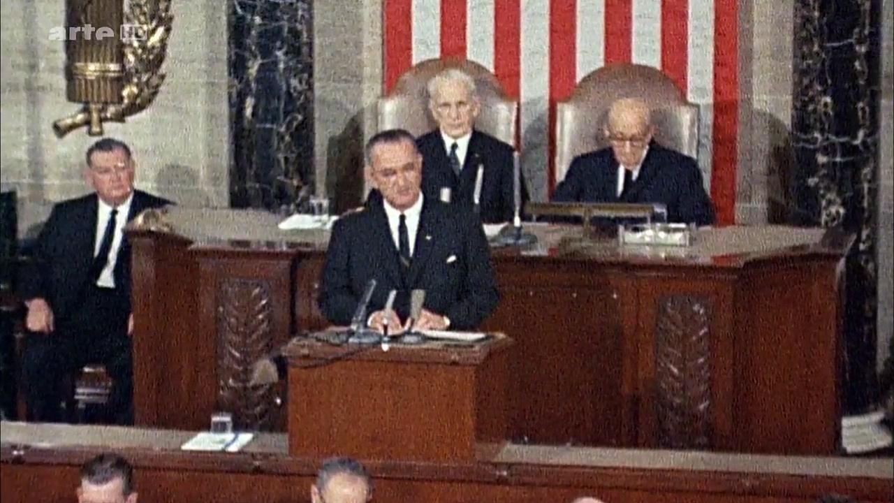 Documentaire Lyndon B. Johnson – Un président méconnu
