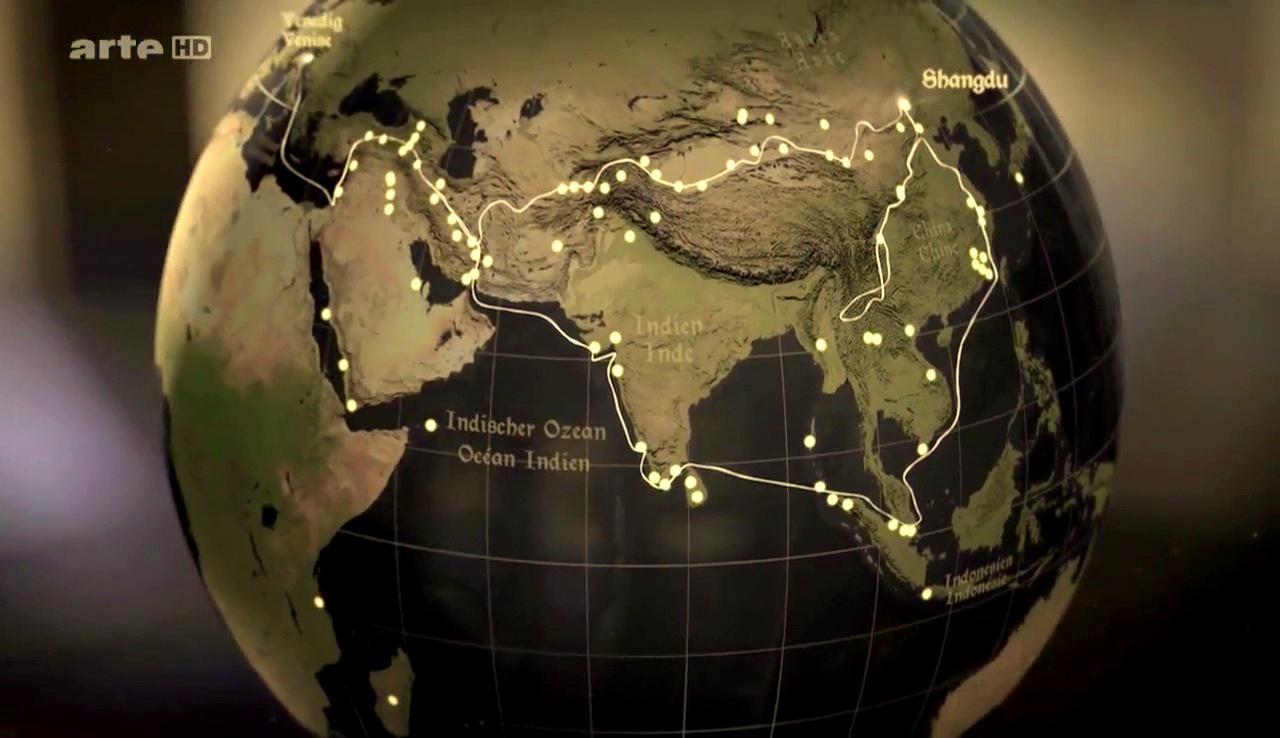 Documentaire Marco Polo, explorateur ou imposteur ?