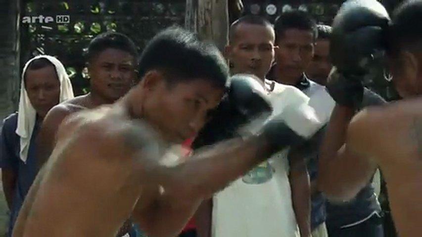 Documentaire Palawan, l'enfer des prisonniers