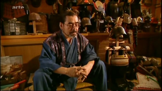 Documentaire Prisonnier du Shogun