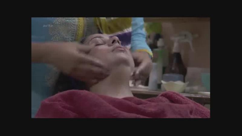 Documentaire Rendez vous chez le coiffeur en Inde