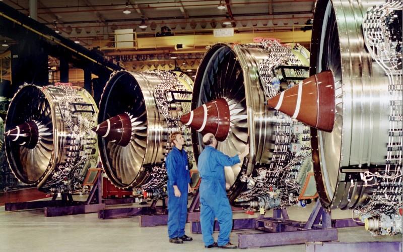 Documentaire Secrets de construction – Turbine d'avion