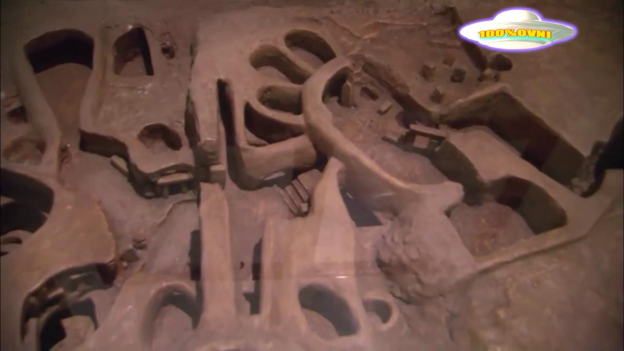 Documentaire Sur la piste des aliens – Les cyclopes de Malte