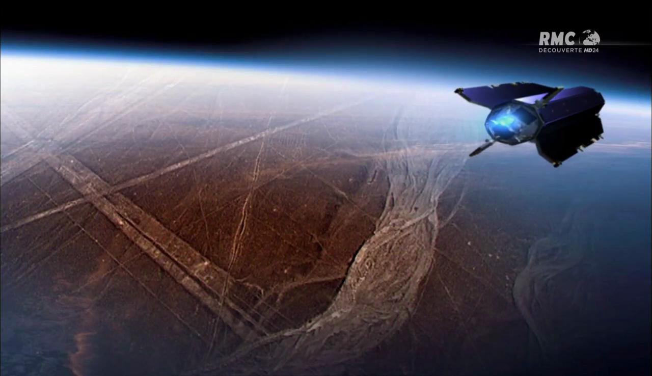 Documentaire Sur la trace des nazcas