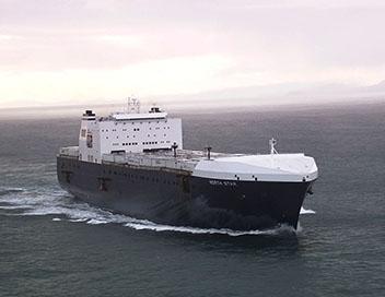 Documentaire Titans des mers – Navire-cargo