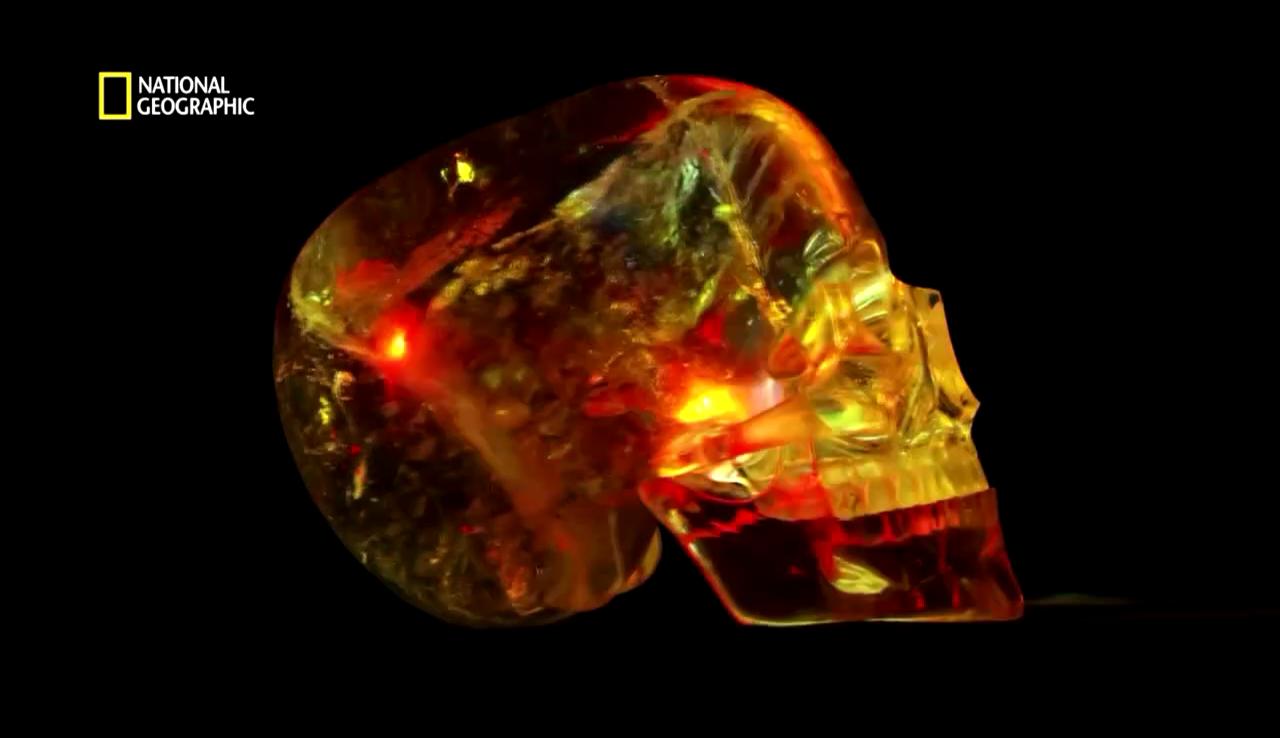 Documentaire L'énigme des crânes de cristal