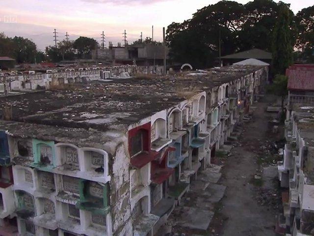 Documentaire Un cimetière plein de vie